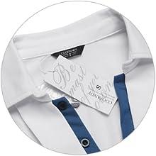 mens v neck polo shirt