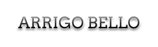 ARRIGO BELLO