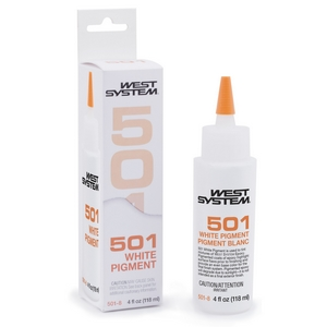 501 White Pigment for WEST SYSTEM Epoxy