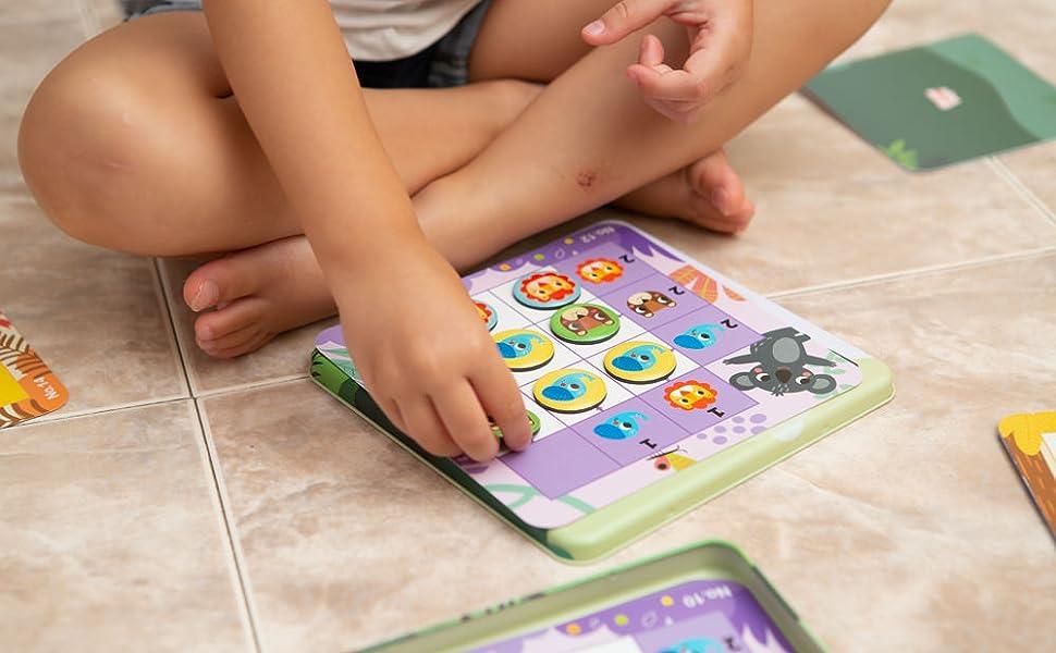 Spiel Spielzeug Lernlogik