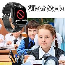 Children Smartwatch Boys Girls with 7 Intelligent Games Music MP3 Player HD Selfie Camera Calculator