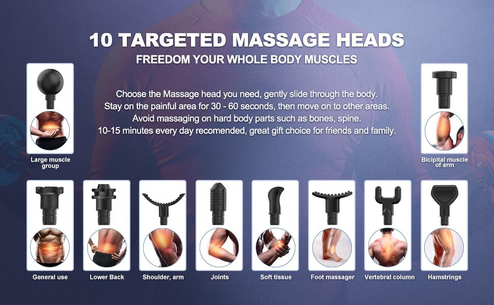 massage gun massager