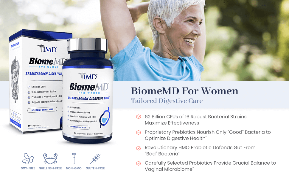 Biome MD for Women