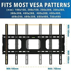 TV Bracket for Large TVs