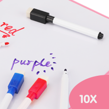 COMES WITH 10 PENS