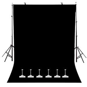 green screen black white backdrop background youtube videos