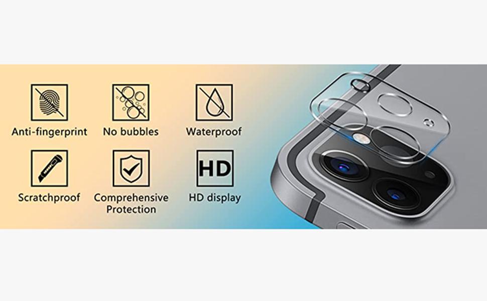 ipad pro 12.9 inch camera len protector ipad pro 12.9 inch pro camera len protector