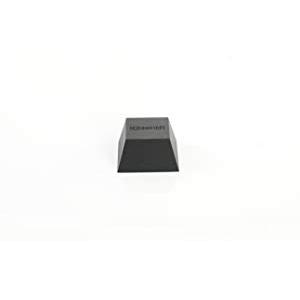 furniture speaker clear door feet inch riser foam non skid hemispheres spikes closet plastic