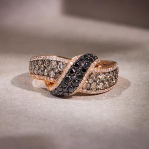 LeVian Effy Ring EFFY Jewelry Chocolate Diamonds Chocolatier Gem Stone King Jared Zales Ross Simons