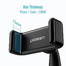 ugreen dashboard phone holder