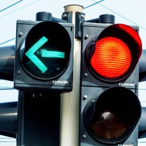 ドライブレコーダー 信号対応