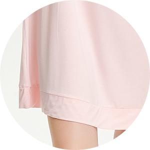 Knee Length nightshirt for women