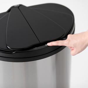 DiETZ ディーツ ゴミ箱 ごみ箱 ダストボックス トラッシュカン 自動開閉 センサー センサー式 フタ フタ付き 47L 47リットル スライド式 横開き オートマティック