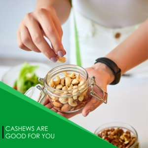 Searns Naturals Big Size Cashew Nuts W240