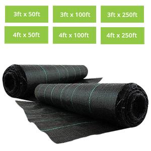 landscape fabric, weed barrier, ecogardener, ecogardener landscape fabric