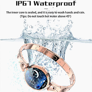 3ATM Waterproof