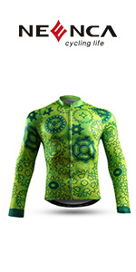 NEENCA Professional Cycling Jerseys(Long Sleeves)