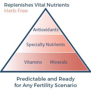ivf prenatal, egg health, improve egg quality, iui vitamin, female infertility, fh pro