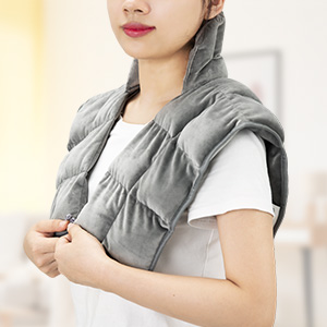 Microwavable Heated Neck Wrap Warmer