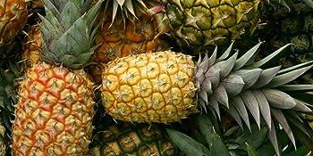 food to live, pineapple recipe