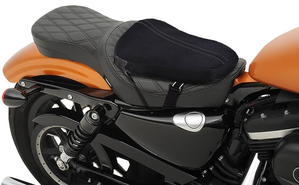 Auzkong Asiento de Moto, Confort Cojin Moto, Asientos Moto ...