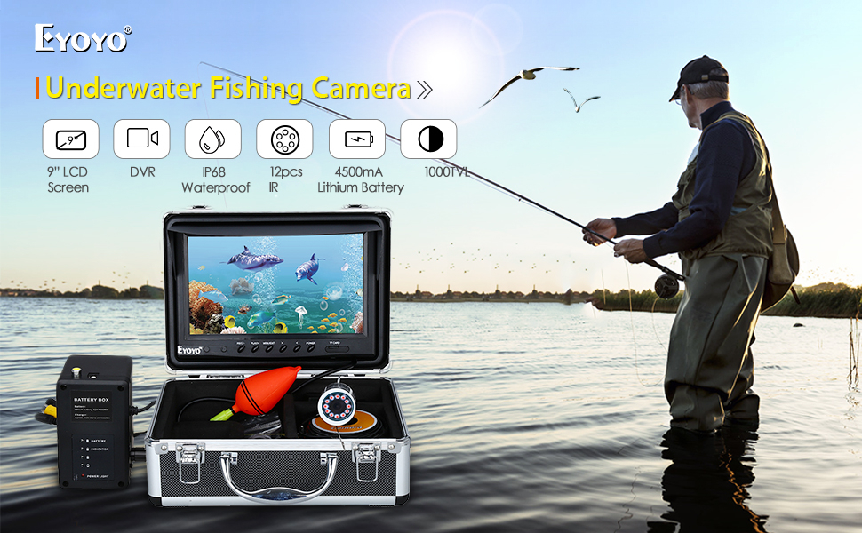 eyoyo fishing camera
