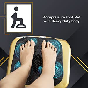 Acupressure Foot Mat with Magnets