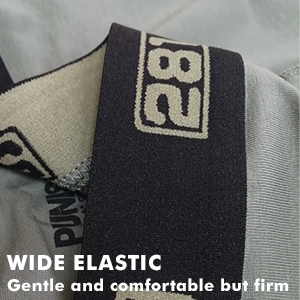 elastic comfortable stretchable wide fit comfortable sports workout military underwear boxer briefs