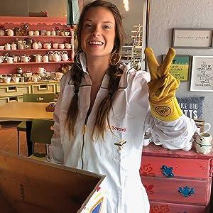 Kala peace sign propolis spray