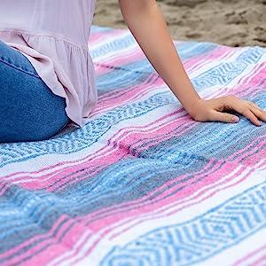benevolence la mexican falsa blankets