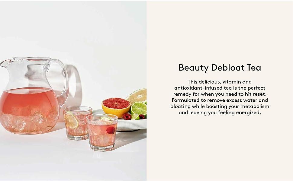 Beauty Debloat Tea