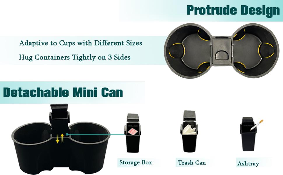Premium Flexible Cup Holder Drink Stabilizer