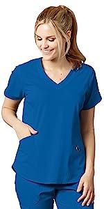 Women's Grey's Anatomy Impact 7187 Harmony Scrub Top