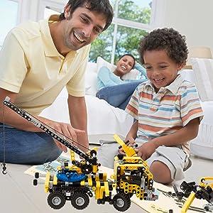 Fun to Build and Fun to Play