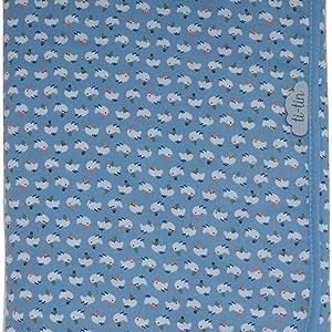 Couleur Gris Motif /Étoile Confortable et Absorbante Tissu /Éponge 340g//m/² Sortie de bain Douce Ti TIN Taille 1 /à 2 ans Peignoir de bain pour Enfant 90/% coton 10/% polyester