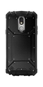 LG Stylo 5 Black Phone Case - Evocel - Magnext Series Case