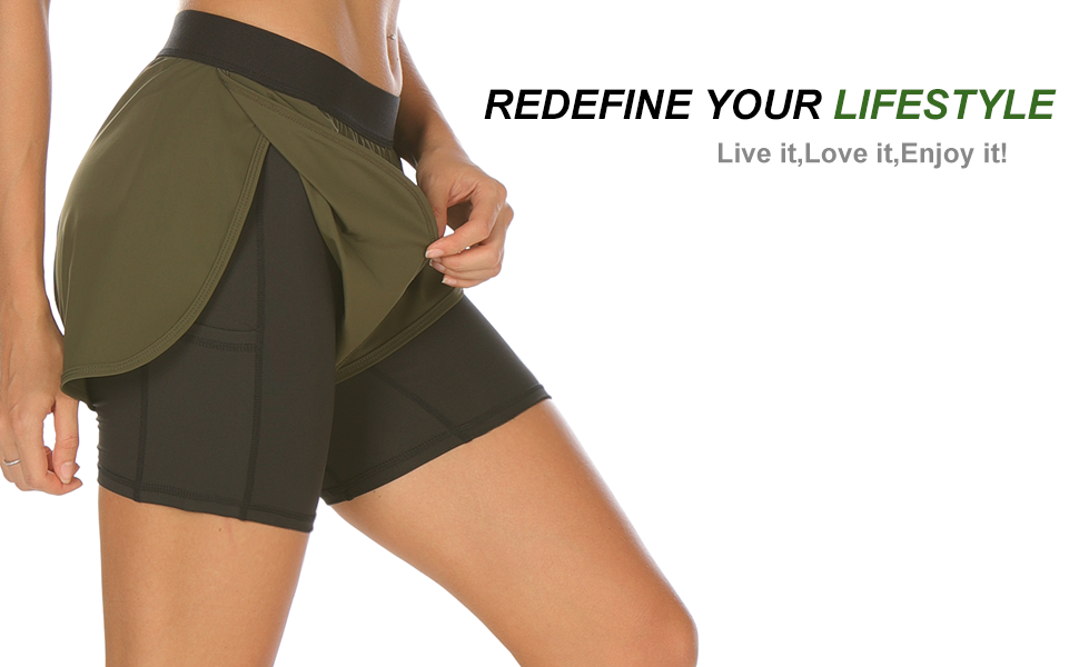 lounge shorts for women