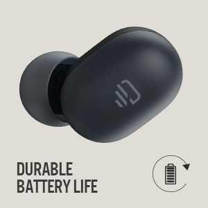 Durable Battery Life