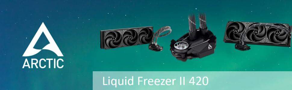 ARCTIC Liquid Freezer II 420
