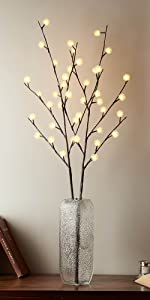 LITBLOOM Lighted Branches