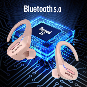 Advanced Bluetooth 5.0 chip for wide compatibility.
