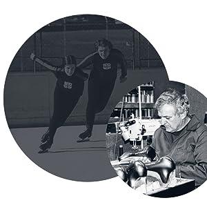 bont skate history roller skating inline speed skating ice skating