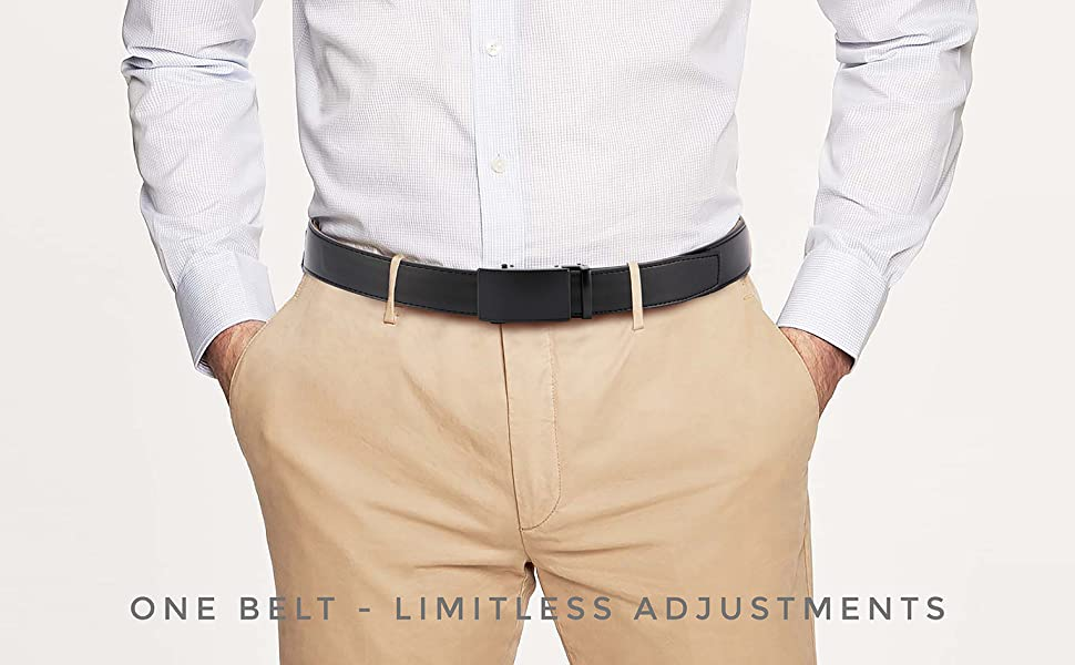 ratchet belt/ratchet belts for men leather/MARINO ratchet belt/ratcheting/bulliant ratchet belt