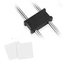Anti-slip Center Rubber block amp; Silicon mat
