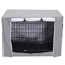 crate cover cotton crate 24 inch crate cover 36 inch crate