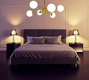modern chandelier light fixture