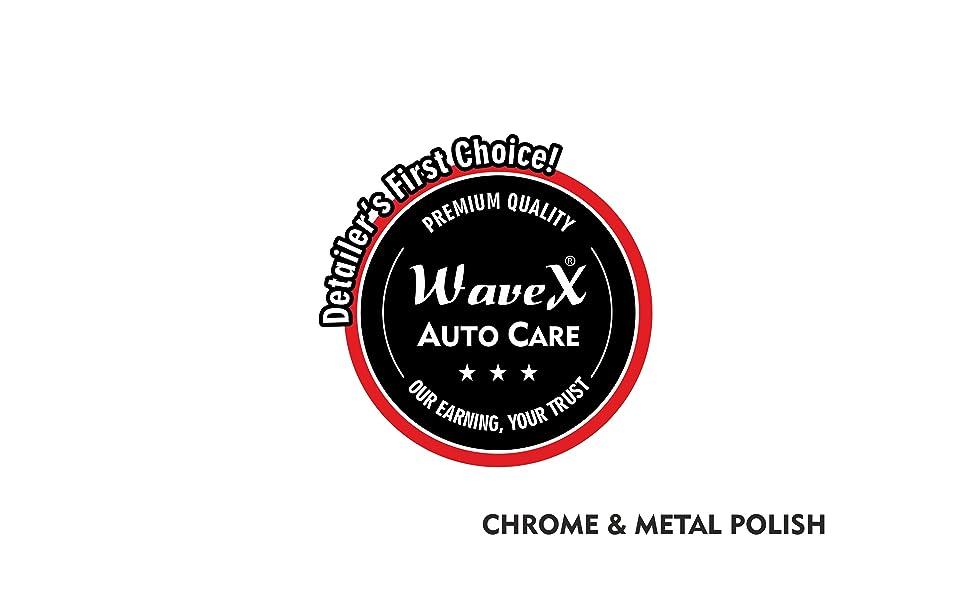 Chrome and Metal Polish