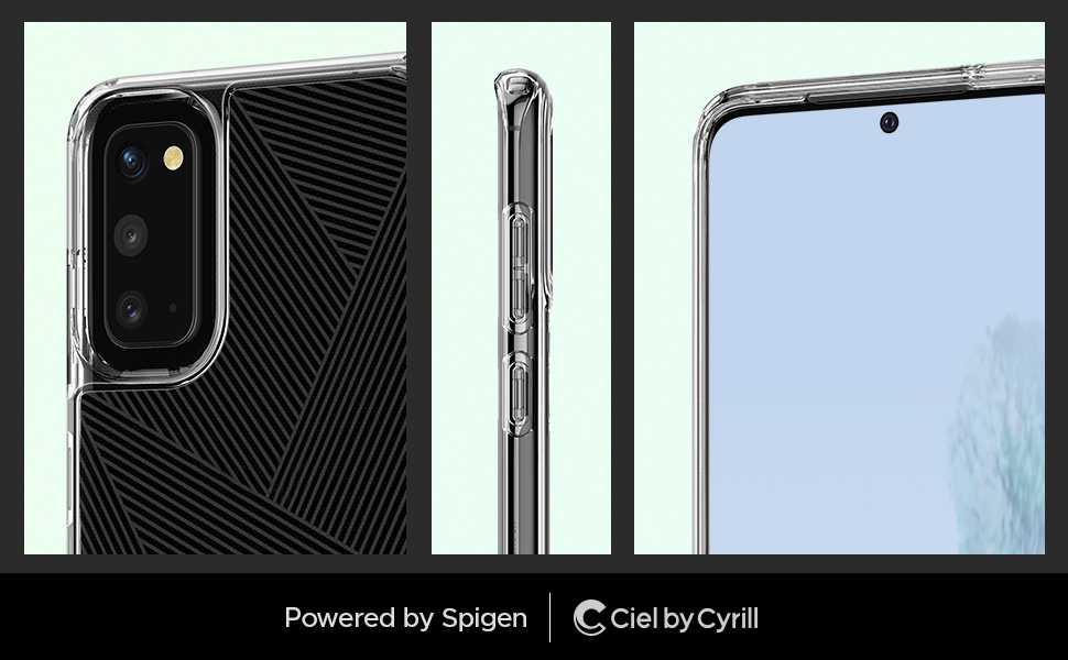 Cecile Series Cecile Crystal for Galaxy S20