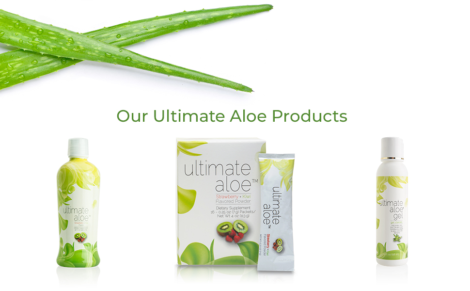 ultimate aloe strawberry kiwi, ultimate aloe cranberry apple, ultimate aloe natural, ultimate aloe