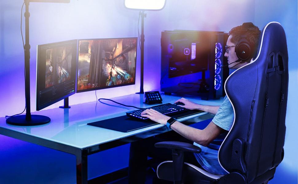 Adaptabilidad y ergonomía de la Silla Gaming